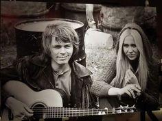 Björn & Agnetha early 70's