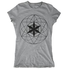 Sacred Geometry Healing - Myth and Symbolism T-shirts - The Great T-shirt Store