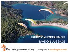 As they say, a penny saved is a penny earned. Save big on your pre travel shopping with us and upgrade to a better view on your trip