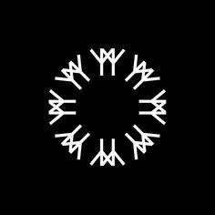 Expo '67 Canada by Julien Hebert. (1967) #logo #branding #design