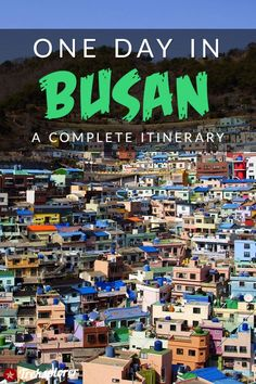 Only got one day in Busan? Kick-start your trip with this complete itinerary for 24 hours in Busan! Includes suggestions for what to do, what to eat and where to stay. Seoul Korea Travel, Asia Travel, Solo Travel, Seoul Itinerary, Cities In Korea, Busan South Korea, Travel Advice, Travel Tips, Travel Guides