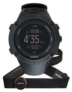 Suunto Unisex Armbanduhr Ambit 3 Peak (HR), schwarz, 50 x 50 x 18 mm