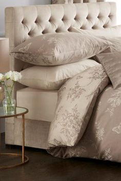 Buy Cotton Gold Butterfly Jacquard Bed Set from the Next UK online shop