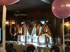 name balloons #elegantballoons