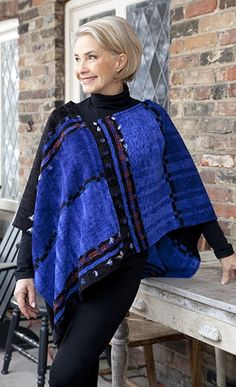 hot off the loom Loom Weaving, Hand Weaving, Advanced Style, Denim, Hot, Toronto, Weave, Jackets, Inspiration