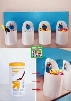 Green Living: Ingenious Ways to Reuse Plastic Bottles Instead of Trashing Them - Usefull Information