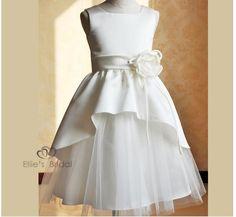Реальные фото тюль аппликации платья для свадеб 2015 первое причастие платья торжества платья купить на AliExpress