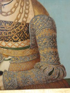 Elisabeth Markgrafin, by Hans Wertinger (1466-1533)