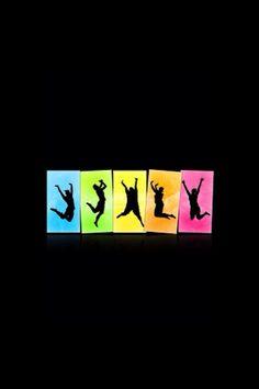 I defiantly <3 (love) 2 dance