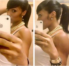 ponytail hairstyles with a bang Ponytail Hairstyles, Weave Hairstyles, Pretty Hairstyles, Bangs Ponytail, Updos, Pompadour, Natural Hair Styles, Short Hair Styles, Cute Ponytails