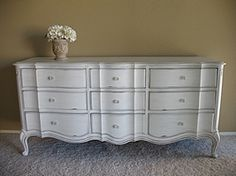 another painted dresser idea!