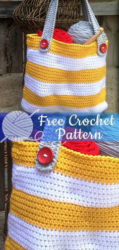 Crochet Mantas Ideas Knitting Patterns Ideas For 2019 Crochet Purse Patterns, Bag Crochet, Crochet Basket Pattern, Tote Pattern, Crochet Purses, Knitting Patterns Free, Free Crochet, Sewing Patterns, Crochet Pillow