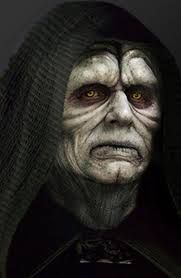 Image result for emperor palpatine
