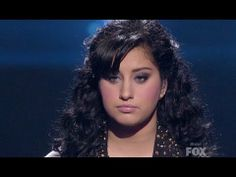 Jena Irene Asciutto  -  American Idol 2014  'The Scientist'