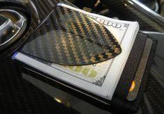Money Clip + wallet  MAXX Wallet by Billetus