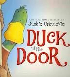 Creative Writing In The Blackberry Patch: Picture Book Friday - Duck at the Door