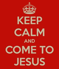 Come to Jesus his arms stretched wide waiting for u