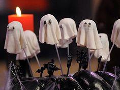Halloween fantasmas receta de Utilisima!