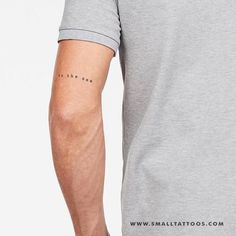 To The Sea Temporary Tattoo Set of 3 Small Tattoos With Meaning, Cute Small Tattoos, Little Tattoos, Mini Tattoos, Small Tattoos For Guys, Top Tattoos, Badass Tattoos, Tattoo Small, Tricep Tattoos