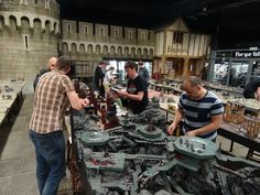 LEADPLAGUE: Shadow wars campaign at Warhammer World (with extr...