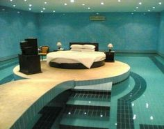 Fancy - Bed In The Pool