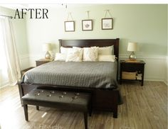 DIY Board and Batten Wainscoting - Table & Hearth