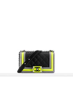 Spring-Summer 2016 - Small Boy Chanel Flap Bag [saw it in a Jeffree Star video and had to find it]