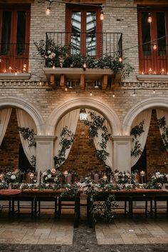 We thought this real wedding was an editorial because it is that perfect indoorweddingvenue longreceptiontables chicwedding 359936195218620904 Wedding Goals, Wedding Themes, Chic Wedding, Elegant Wedding, Perfect Wedding, Wedding Ceremony, Wedding Decorations, Wedding Ideas, Destination Wedding