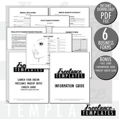 Contract for discounts   .:BeYOUtiful:.   Pinterest   Templates ...