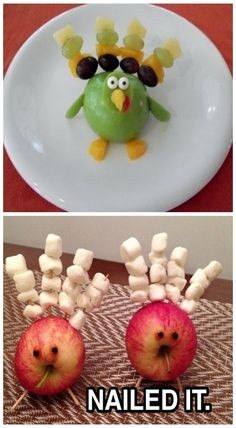 Nailed It! 10 DIY Thanksgiving Dessert Fails That You'll Give Thanks For Cooking Fails, Food Fails, Pinterest Fails, Pinterest Recipes, Pinterest Food, Pinterest Crafts, Funny Jokes, Hilarious, Haha