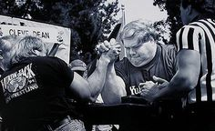 cleve dean, armwrestler, armwrestling