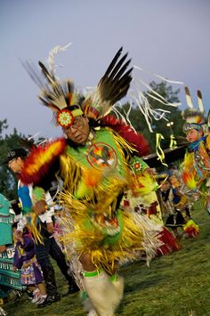 Images from the 2010 United Tribes International Powwow by SMKapsen, via Flickr