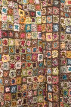 Carres liliput - Sophie Digard crochet