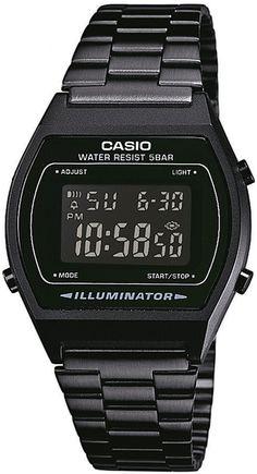 Casio B640WB-1BEF Black