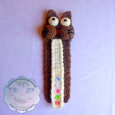 2 Guest Post   Creative Crochet Workshop   My Cat Bookmark @OombawkaDesign...FREE PATTERN!!