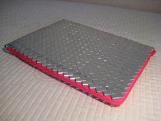 #DIY Wrapper portfolio pink