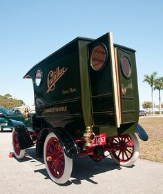1906 Cadillac - Delivery Truck, 1 Cylinder