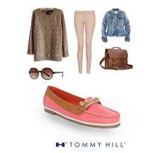 Una idea de #outfit para este casi-viernes ;)