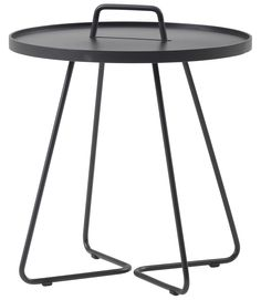 Table d'appoint On the move diam.58xH52cm 299_