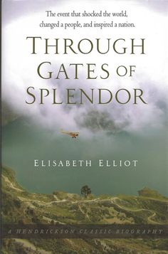 "A wonderful true story of great faith and bravery ~ recounted by Elisabeth Elliot, the widow of one of the five U.S. missionaries who was slain by deep in the rainforest of Ecuador by Auca (meaning ""savage"") tribesmen in the mid 1950's.  I read this book many times as a youngster and teen. Later on, I was lucky enough to meet the author herself and one of the ""Auca Indians"", Dayuma, the first Waodani tribe convert to Christianity."