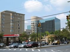 Bethesda, MD Cool Places To Visit, Maryland, Cities, Street View, Usa, Building, Beautiful, Buildings, City
