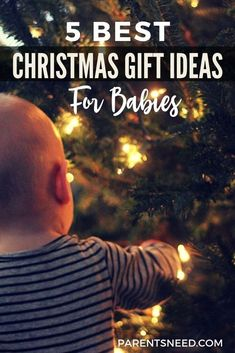 Top 5 Best Christmas Gifts for Infants - Everything For Babies Newborn Christmas, Baby Christmas Gifts, Babies First Christmas, Kids Christmas, Holiday Gifts, Christmas Crafts, Baby Play Areas, Breastfeeding Help, Best Baby Gifts