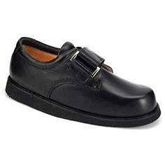 31ab40d5dbff Apis Mt. Emey 502-C Men s Therapeutic Triple Depth Charcot Shoe Leather  Velcro Review