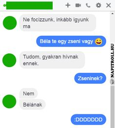 Bála Funny Conversations, Funny Messages, Just For Laughs, Funny Cute, Funny Photos, Sarcasm, Funny Jokes, Laughter, Have Fun