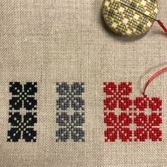 Els van der Veen's media content and analytics Beaded Cross Stitch, Cross Stitch Borders, Cross Stitch Designs, Cross Stitching, Cross Stitch Patterns, Hand Embroidery Patterns, Diy Embroidery, Cross Stitch Embroidery, Diy Broderie