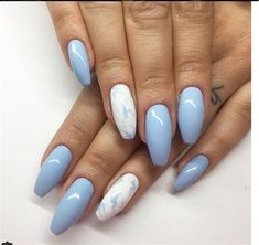 Gorgeous pastel Nail Art Designs Trendy 2018 Who is afraid of the evil clown Pastel Blue Nails, Pastel Nail Art, Nail Art Designs, Nail Designs Spring, Trendy Nail Art, Nagel Gel, Prom Nails, Perfect Nails, Nail Polish Colors