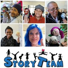 Story Team - Party Fun Address: Hermanus Email: info@storyteam.co.za