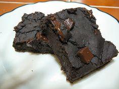Holy Cannoli Recipes: Black Bean Avocado Brownies