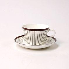グスタフスベリ (GUSTAFSBERG) スピサ・リブ (SPISA-RIBB) コーヒーカップ&ソーサー 【YDKG-f】 【楽ギフ_包装選択】【RCP】【楽天市場】