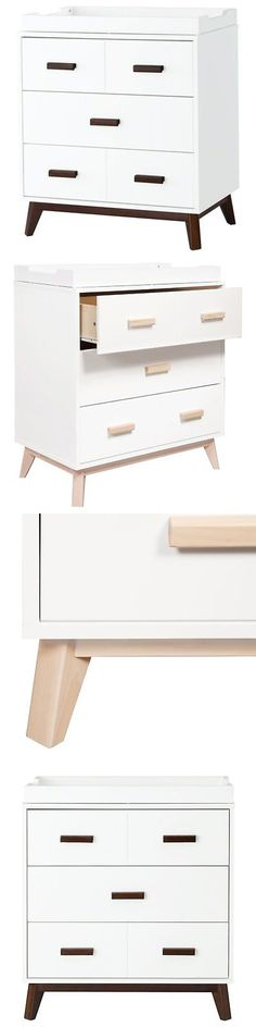 Baby Dressers 134279: Babyletto Scoot 3-Drawer Changer Dresser -> BUY IT NOW ONLY: $338.99 on eBay!
